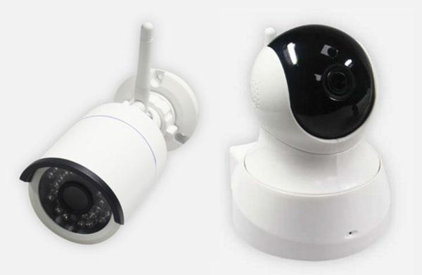 Pyronix cameras